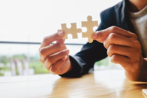 Jigsaw pieces back office services