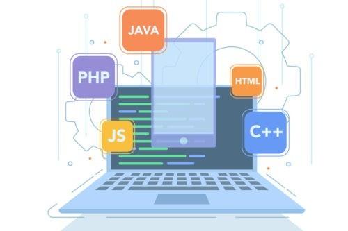 Laptop Software Web Development Java PHP