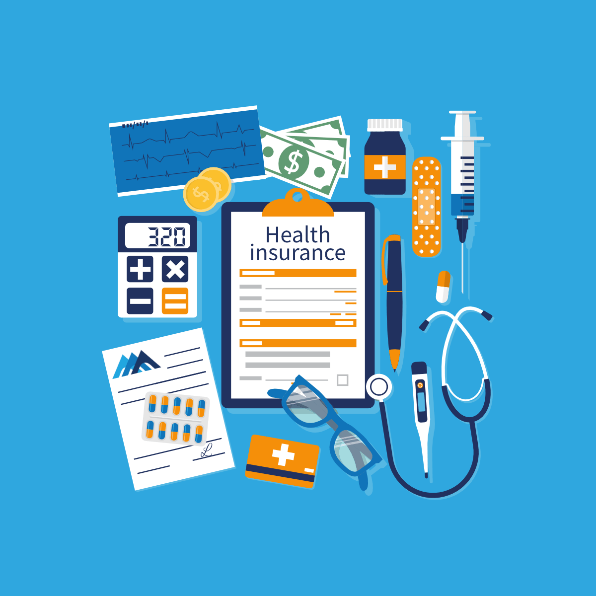 AIMA Healthcare Medical Support Health Insurance revenue Cycle