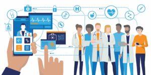 AIMA social media marketing physician medical testimonials case study