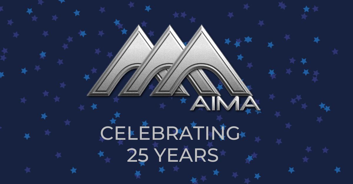 AIMA 25th anniversary in healthcare business