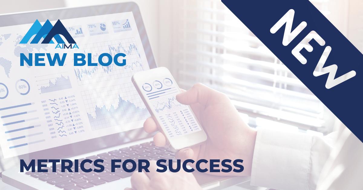 AIMA Metrics for Success. Blog RCM KPIs to grow healthcare business