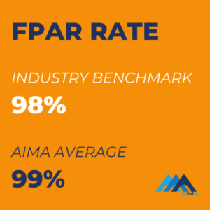 FPAR First Pass Acceptance Rate AIMA RCM Metrics for Success